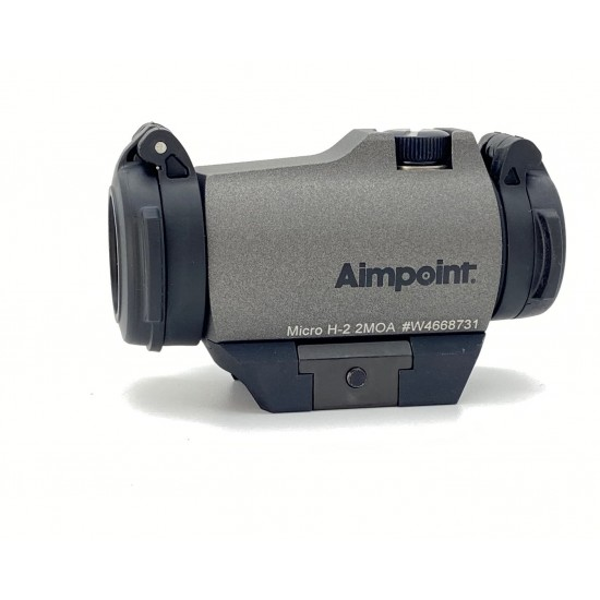 Aimpoint Micro H2 Tungsten Limited Edition